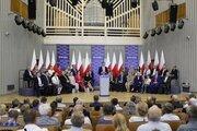 Spotkanie Premiera RP z mieszkańcami Wrocławia - Spotkanie Premiera RP z mieszkańcami Wrocławia